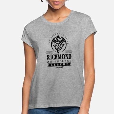 Richmond RICHMOND - Women's Loose Fit T-Shirt