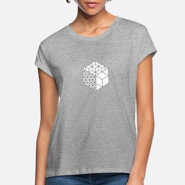 Cube cubes - Women's Loose Fit T-Shirt