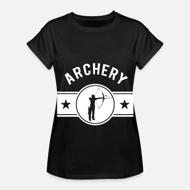 Archery Shooting archery shooting - Women's Relaxed Fit T-Shirt
