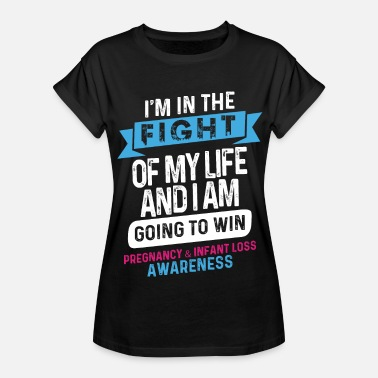 Pregnancy Infant Loss I'm going to win | Pregnancy Infant Loss - Women's Relaxed Fit T-Shirt