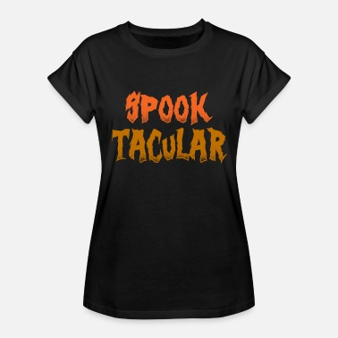 Spook Kids Spook Tacular Halloween Costume - Women's Relaxed Fit T-Shirt