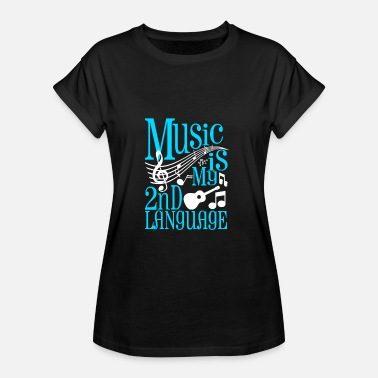 Chamber Music Music Musician Musical Notes Clef Gift - Women's Relaxed Fit T-Shirt