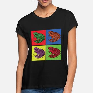 Frog Frog - Women's Loose Fit T-Shirt