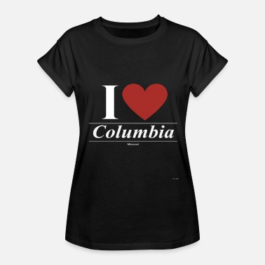 Columbia Missouri Columbia Missouri MO Missourian - Women's Relaxed Fit T-Shirt
