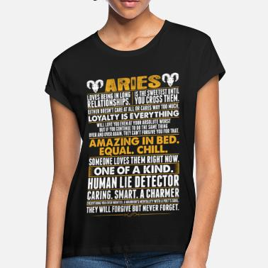 Bed Aries Amazing In Bed - Women's Loose Fit T-Shirt