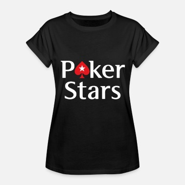POKERSTARS EPT limited quantity POKER gambling tou - Women's Relaxed Fit T-Shirt