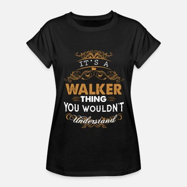 Diablo Road Runners IT'S A WALKER THING YOU WOULDN'T UNDERSTAND - Women's Relaxed Fit T-Shirt