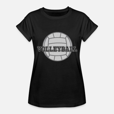 Volleyball Ball Volleyball Ball - Women's Relaxed Fit T-Shirt