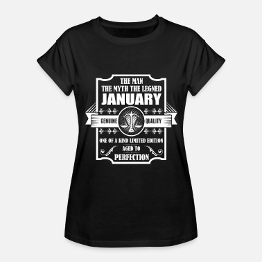 Age Of Libra Libra Legend January - Women's Relaxed Fit T-Shirt