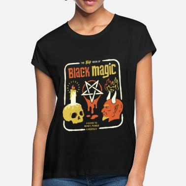 Black Magic Sweater supernatural t shirts - Women's Loose Fit T-Shirt