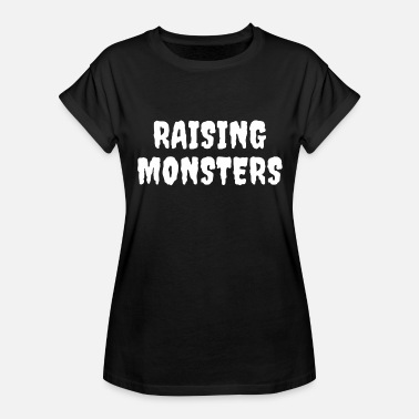 Monster Energy Monster - Raising Monsters - Women's Relaxed Fit T-Shirt