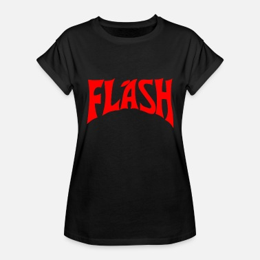 Flash Funny Flash - Women's Relaxed Fit T-Shirt
