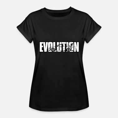 Dedication Evolution Lanc! - Women's Relaxed Fit T-Shirt