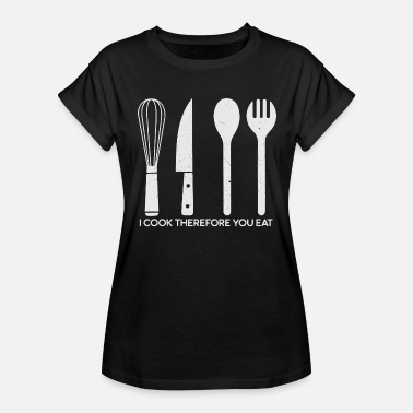Hobby Cook Cooking Hobby Kitchen - Women's Relaxed Fit T-Shirt