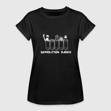 Demolition Ranch Tshirt Demolition Love - Women's Relaxed Fit T-Shirt