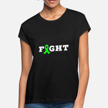 Ribbon Fight lymophoma - Women's Loose Fit T-Shirt