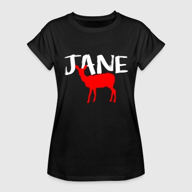 Funny Cosplay - Jane Doe - Play Pretend Humor - Women's Relaxed Fit T-Shirt