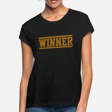 Winner WINNER - Women's Loose Fit T-Shirt