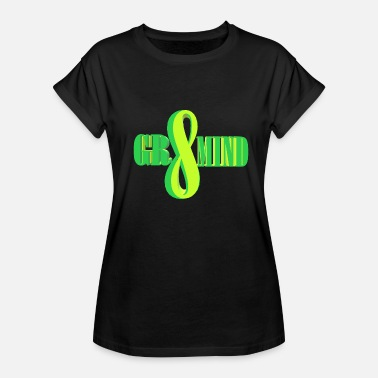 GREATMIND - Women's Relaxed Fit T-Shirt