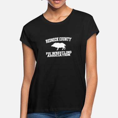 Red Neck Red Neck - Women's Loose Fit T-Shirt