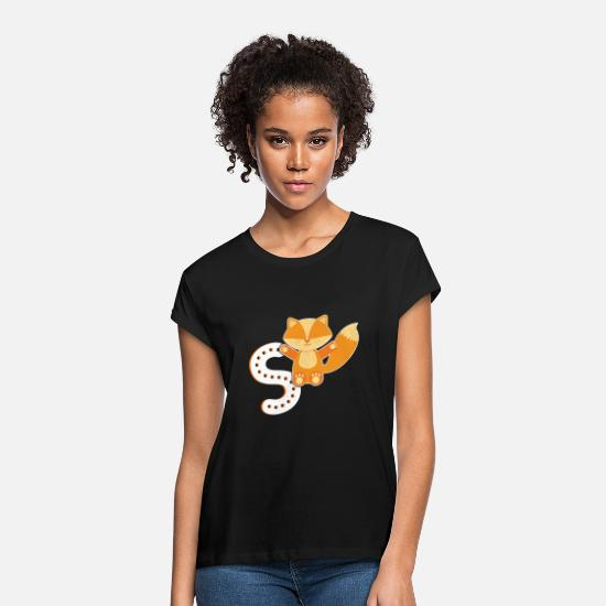 Skunk T-Shirts - Skunk Shirt - Women's Loose Fit T-Shirt black