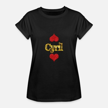Cyril Cyril - Women's Relaxed Fit T-Shirt