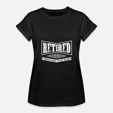 Retiring Retirement Retired - Women's Relaxed Fit T-Shirt