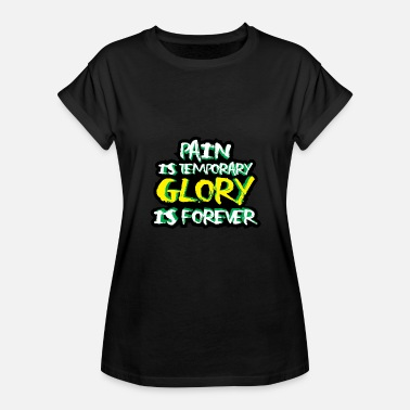 Bodybuilder Bodybuilding - Women's Relaxed Fit T-Shirt