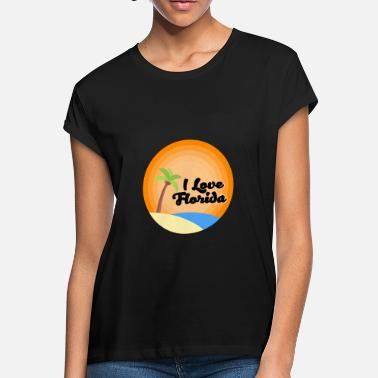 I Love Florida I love Florida - Women's Loose Fit T-Shirt