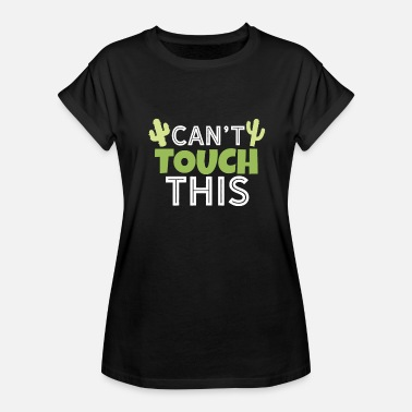 Funny Cactus cactus - Women's Relaxed Fit T-Shirt
