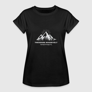 Theodore Roosevelt National Park - Women's Relaxed Fit T-Shirt