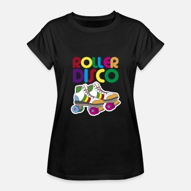 Roller Disco Roller Disco - Women's Relaxed Fit T-Shirt