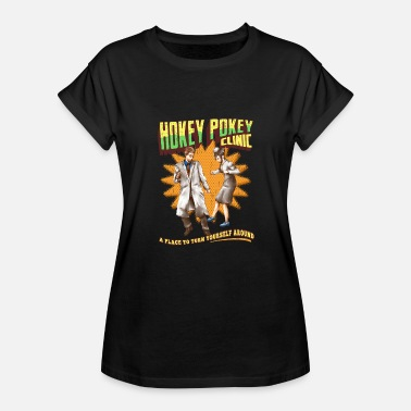 Pokey Hokey Pokey Clinic - Women's Relaxed Fit T-Shirt