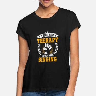 Singing Voice Singing - Women's Loose Fit T-Shirt