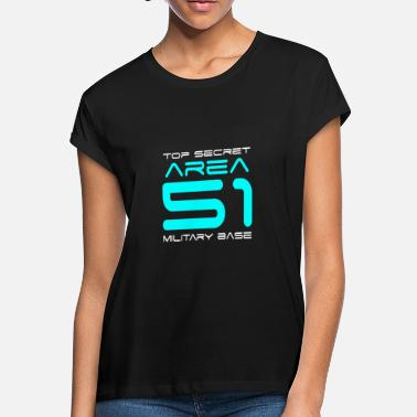 Area 51 Area 51 - Women's Loose Fit T-Shirt