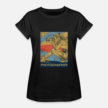 Photograph Photographer - Women's Relaxed Fit T-Shirt