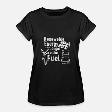 Geothermal alternative energies - Women's Relaxed Fit T-Shirt