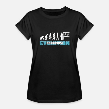 Aquarium Aquarium evolution - Women's Relaxed Fit T-Shirt