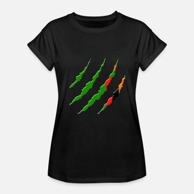 Zambia Designs Zambia - Women's Relaxed Fit T-Shirt