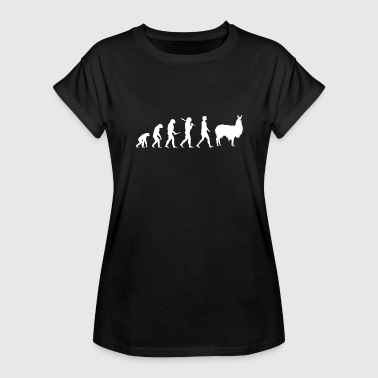 lama - Women's Relaxed Fit T-Shirt