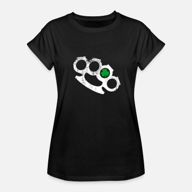 Brass Knuckles Brass Knuckles Irish BOXING - Women's Relaxed Fit T-Shirt