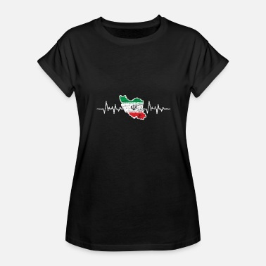 Iran Flag Iran flag - Women's Relaxed Fit T-Shirt