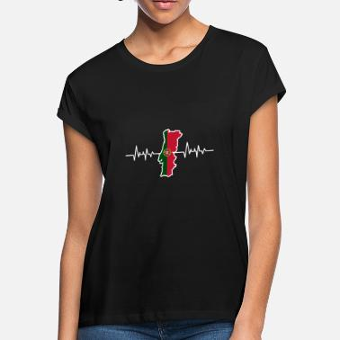 Portugal Portugal flag - Women's Loose Fit T-Shirt