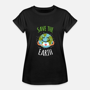 Earth-day Save The Earth - Earth Day - Women's Relaxed Fit T-Shirt