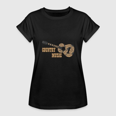 Country Music Legends Live Forever Country Fans - Women's Relaxed Fit T-Shirt