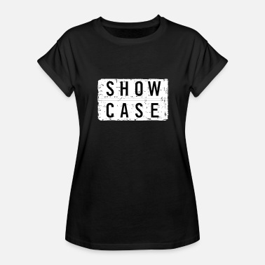 Black Tv Shows Show Case Tv Show T Shirt Classic Black Various - Women's Relaxed Fit T-Shirt
