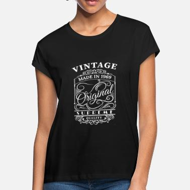 October Vintage Made in 1969 Original - Women's Loose Fit T-Shirt