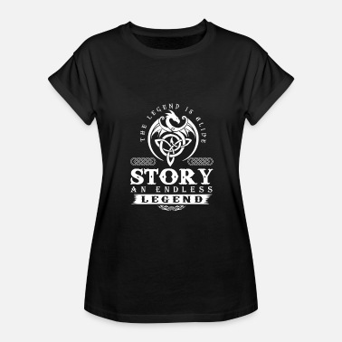 Stories STORY - Women's Relaxed Fit T-Shirt