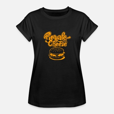 Royal With Cheese Royale with Cheese - Women's Relaxed Fit T-Shirt