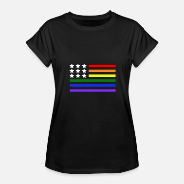 Equal Stripes - Women's Relaxed Fit T-Shirt